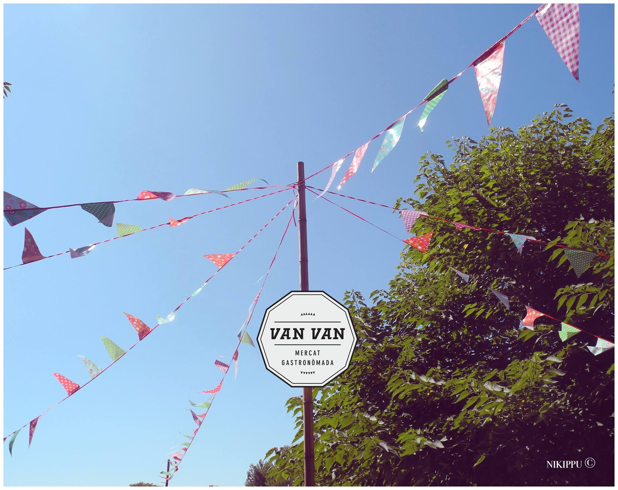 Van Van Mercat Gastronòmada, street food, Lost&Found Market 28 y 29 de marzo