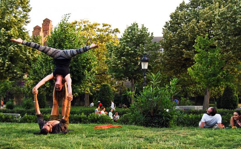 5 Parques en los que comer al aire libre
