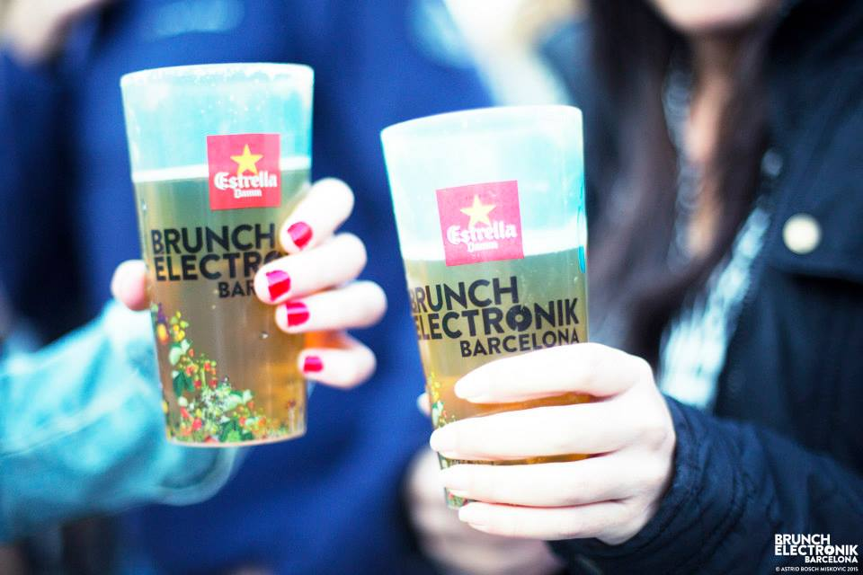 Brunch Electronik y el street food