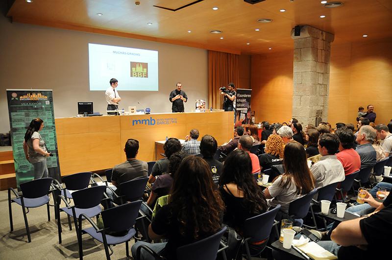 Conferencias sobre el mundo de la cerveza artesana