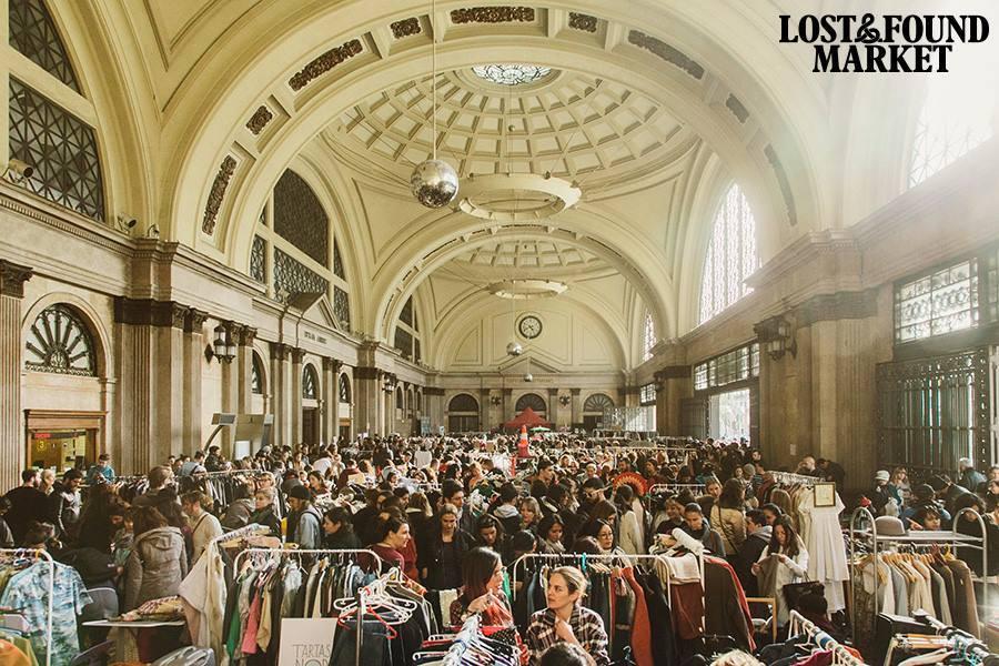 Lost&Found Market, Encants, 29 de marzo, comecalles, street food