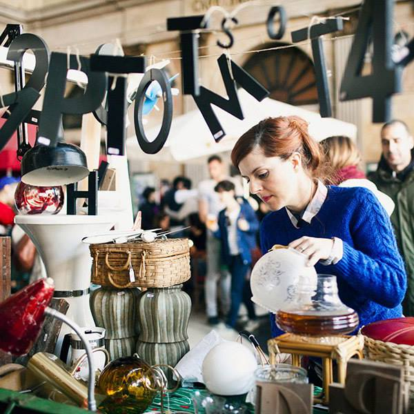lost&foundmarket, 29 marzo, street food, Encants