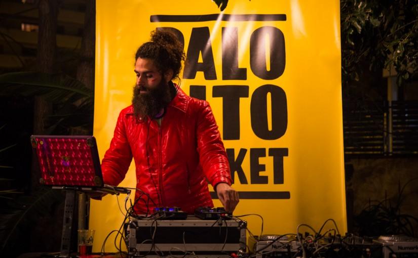 6 canciones de aperitivo para Palo Alto Market