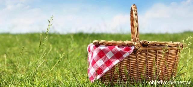 Picnic, comer al aire libre