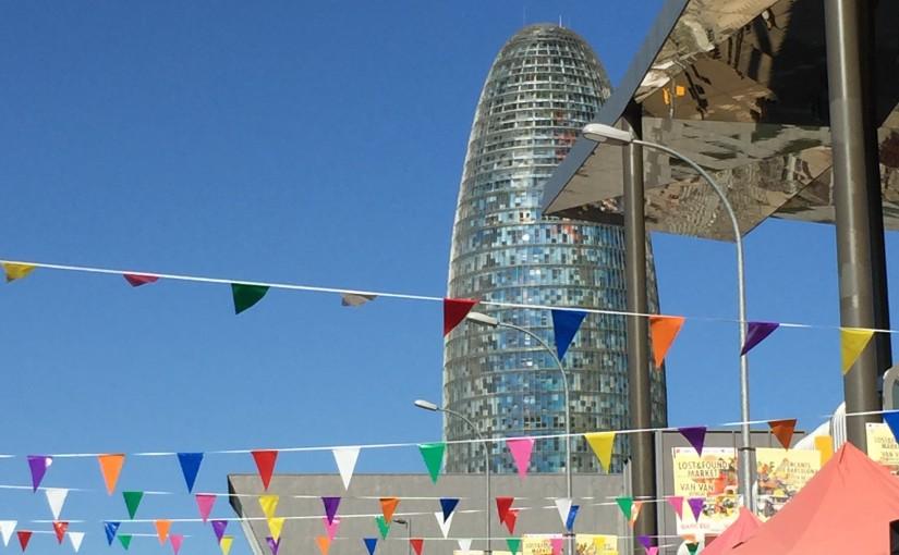 Barcelona ya está casi de verbena y con muchas ganas de street food