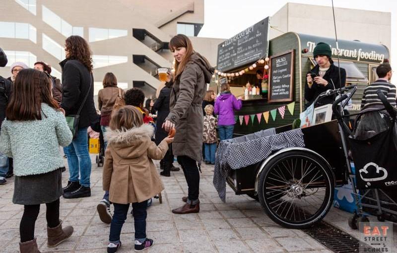 Primer aniversario de Eat Street Barcelona