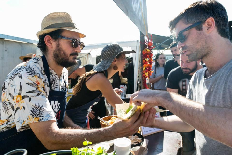 En una de las últimas ediciones de Eat Street Barcelona fue donde el proyecto Come Calles empezó a tomar forma.