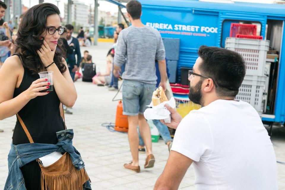 Las dos últimas ediciones del festival de comida callejera Eat Street Barcelona reunieron, juntas, a unas 25.000 personas.