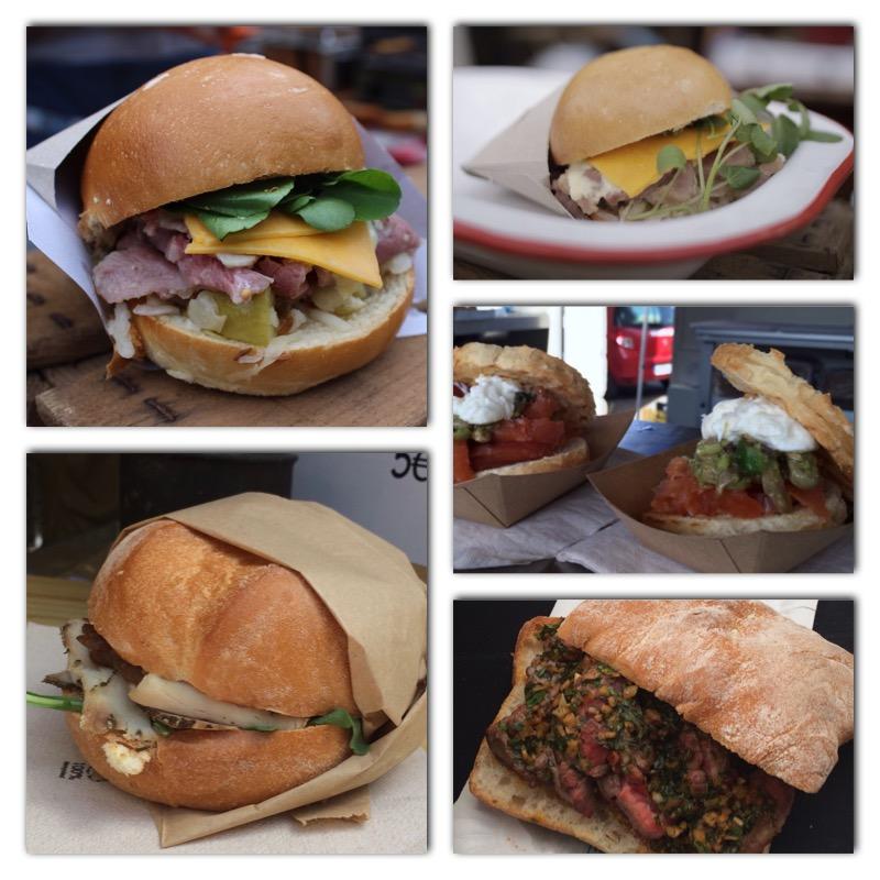 Los food trucks han revolucionado el mundo del bocadillo gracias a sus elaboraciones originales y creativas