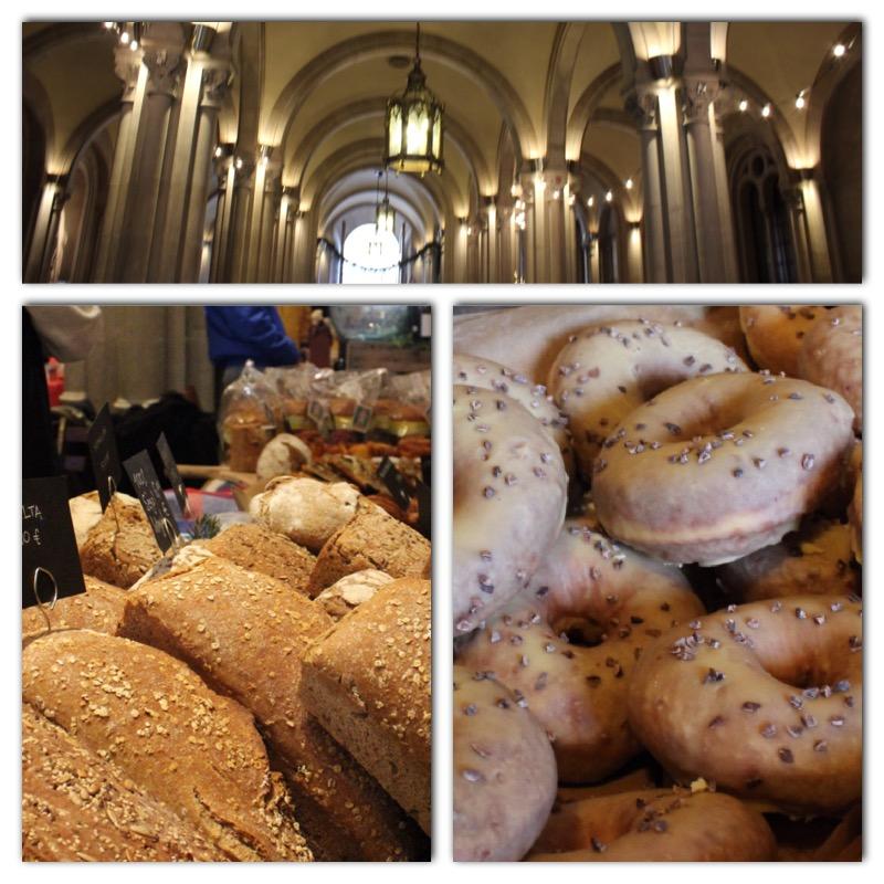 El emblemático edificio de la Universitat de Barcelona vuelve a acoger la 2ª Edición del mercado de artesanos y emprendedores, All Those Food Market