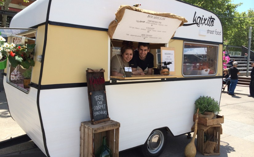 Kaixito, un sueño que cautiva el street food de Barcelona