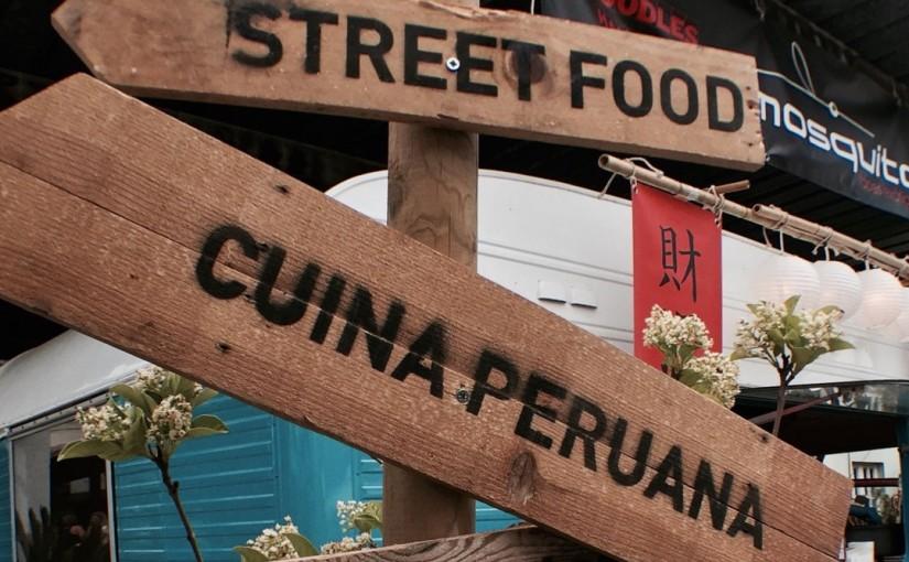 La agenda de Street food después de Sant Joan