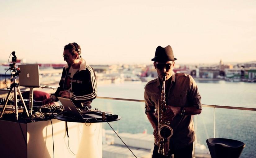 Street food y música, combinación perfecta