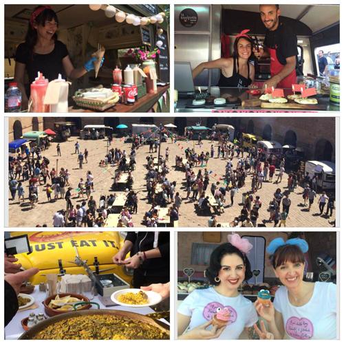 El Street Food  revoluciona a España