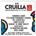 El festival de la Cruïlla se suma a la tendencia del street food