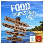 Segur de Calafell se une al street food, organizando el Food Trucks Route.