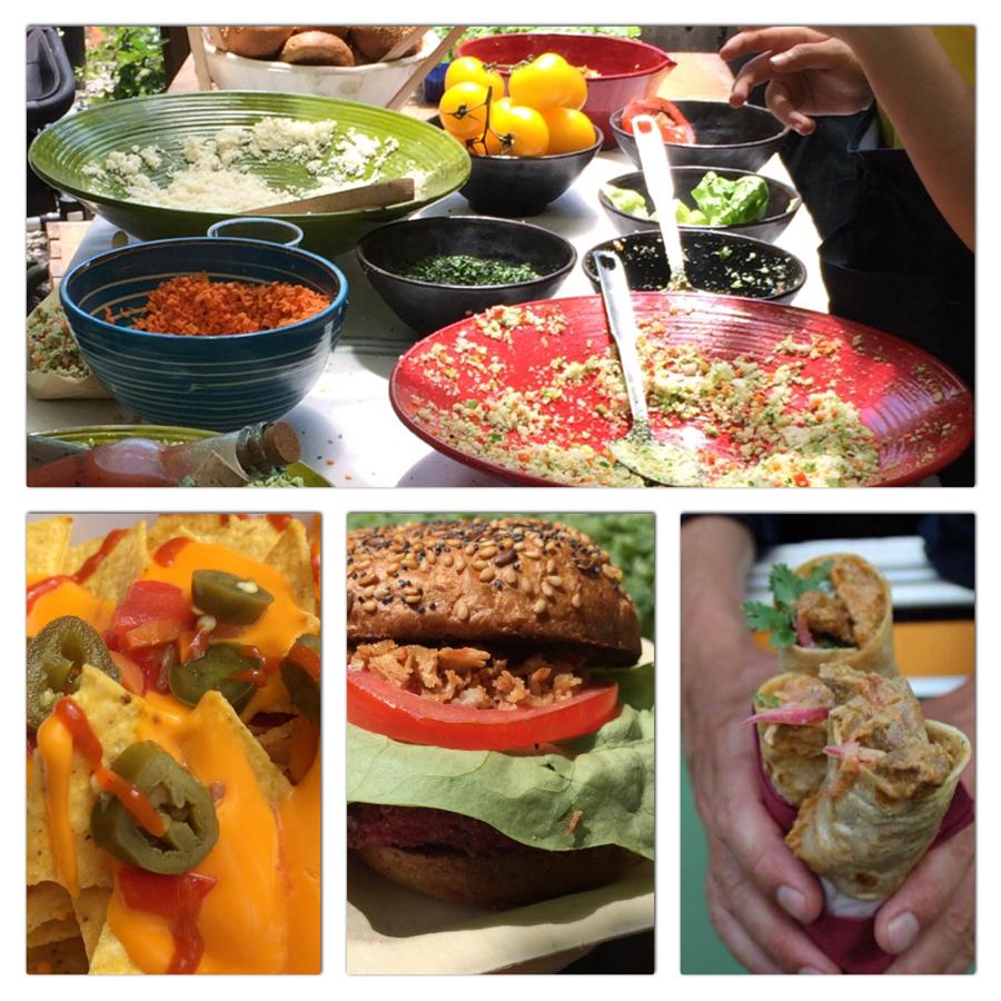 El street food