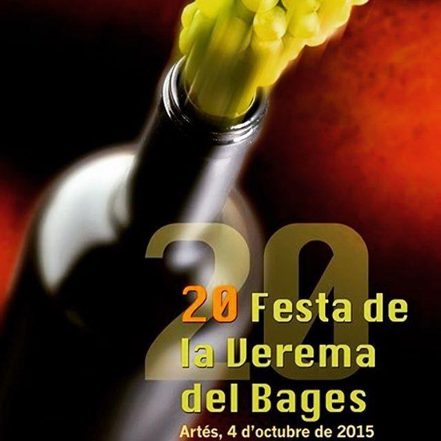 El vino está de fiesta en el Bages