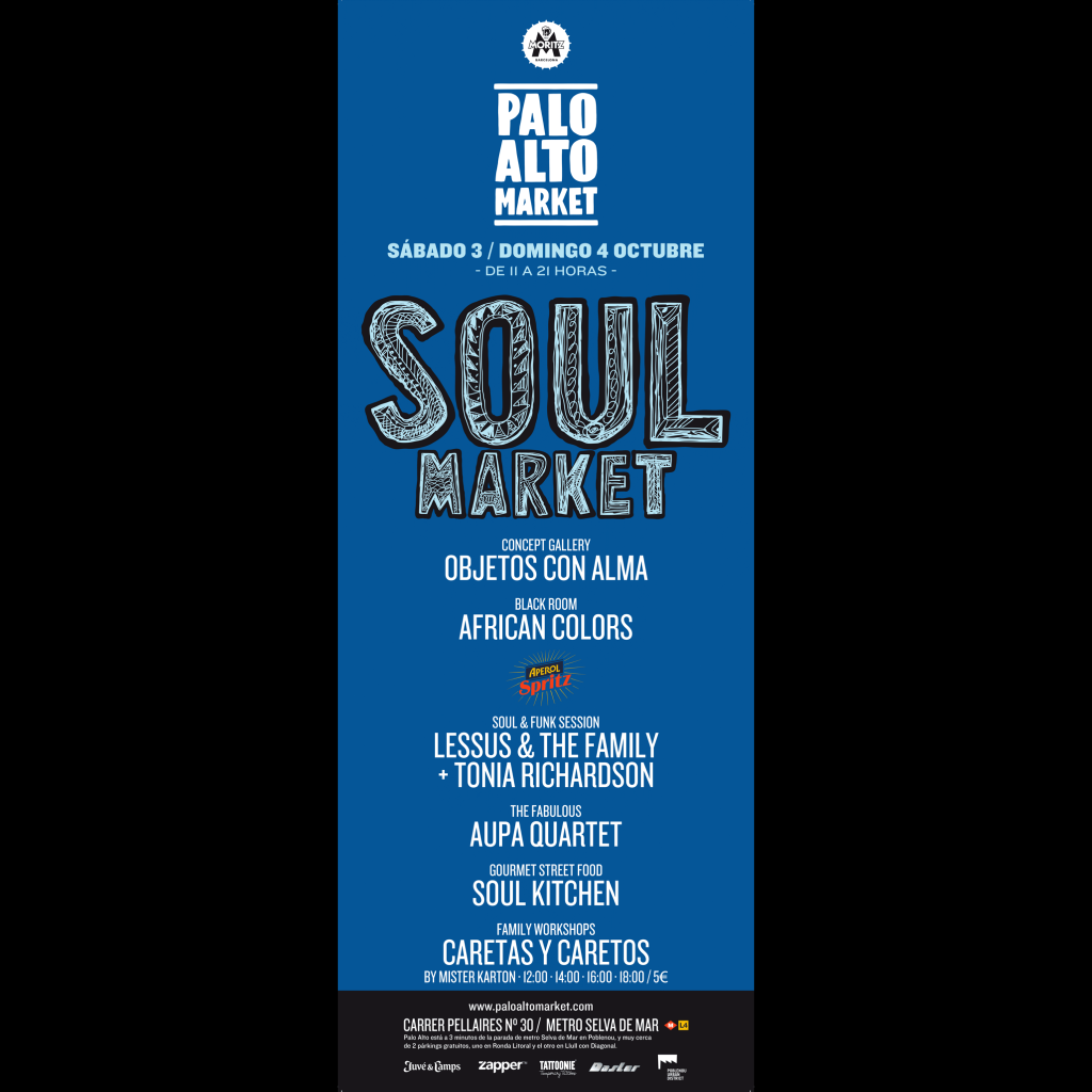 Palo Alto Market se une al Soul
