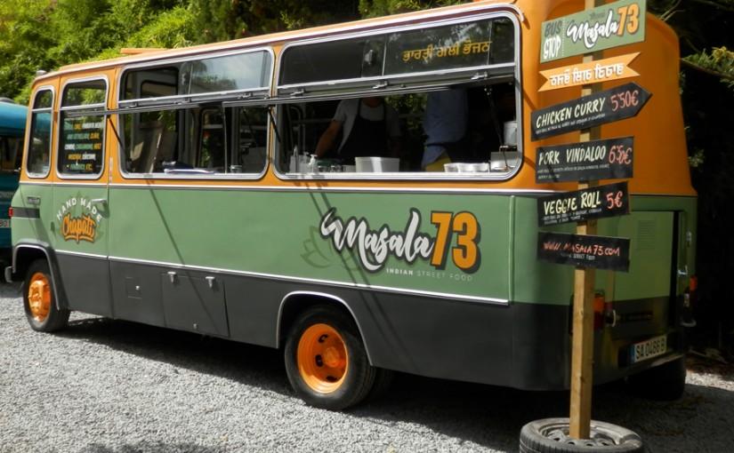 Masala 73 el primer food truck de España con sabores de la India