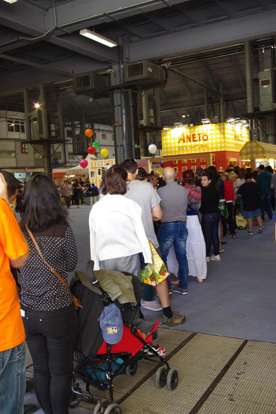 El street food de Barcelona requiere cambios