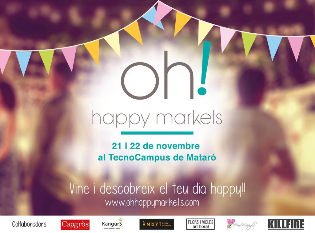 Oh Happy Markets Mataró