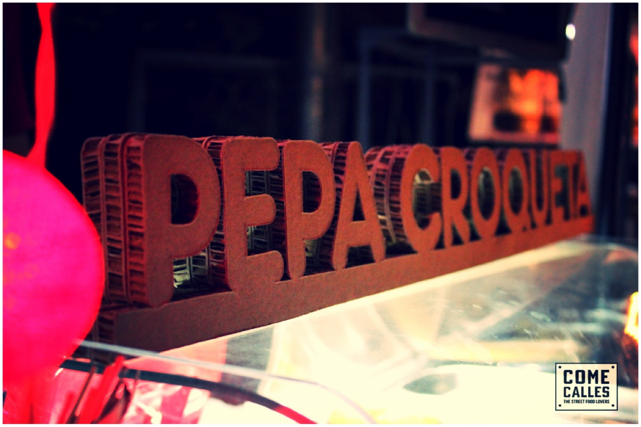 Come Calles - Pepa Croqueta - Streatpedia II