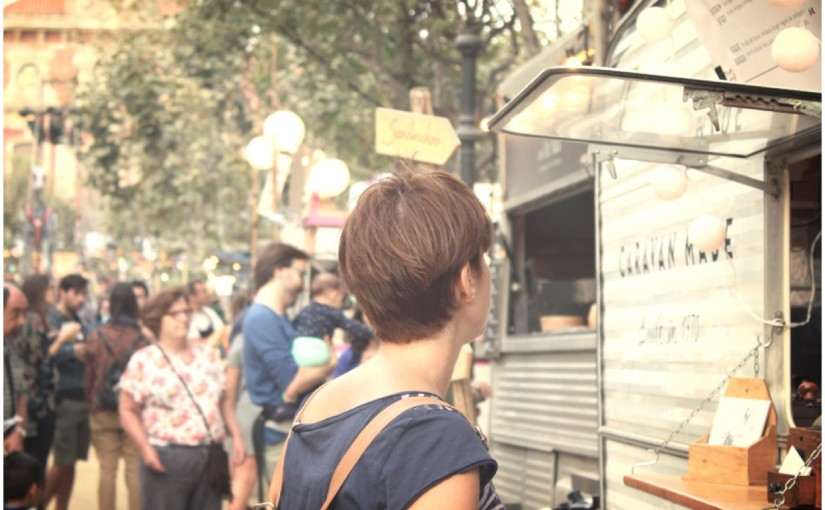Eventos de street food con sabor amargo