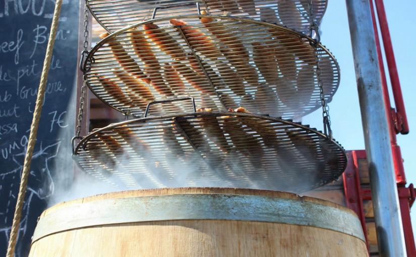 Rooftop Smokehouse: un recorrido por el Street Food artesanal