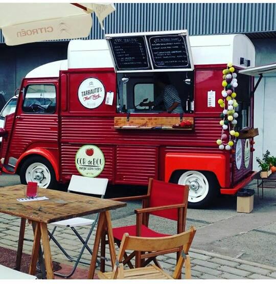 Cor de Bou en el street food