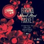 Street Food Market Girona en Navidad