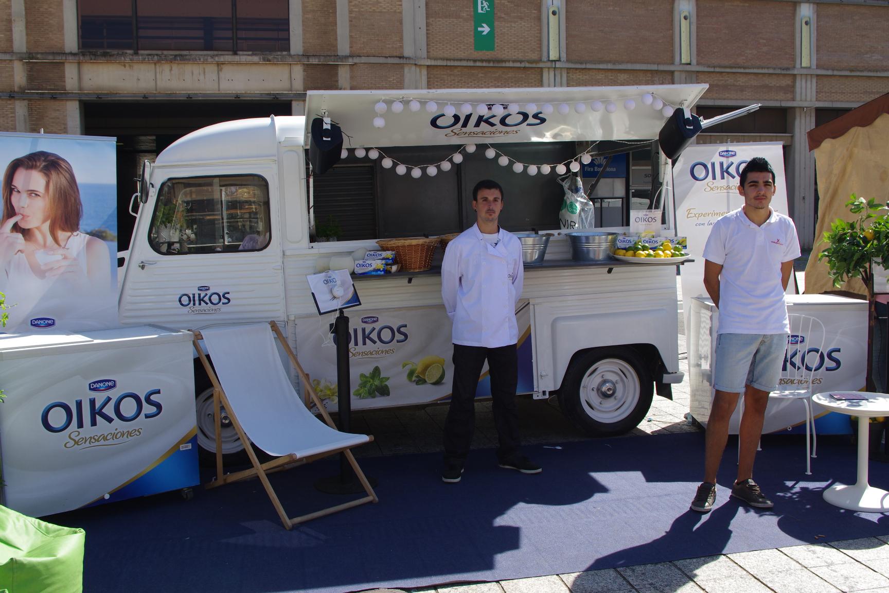 Food trucks ade grandes marcas empiezan a llegar a los eventos