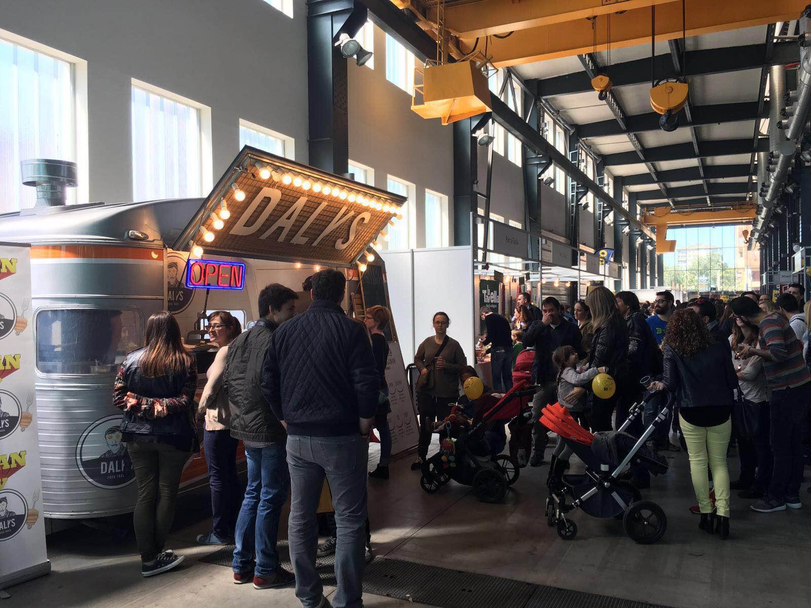 Sabadell Degusta y el street food