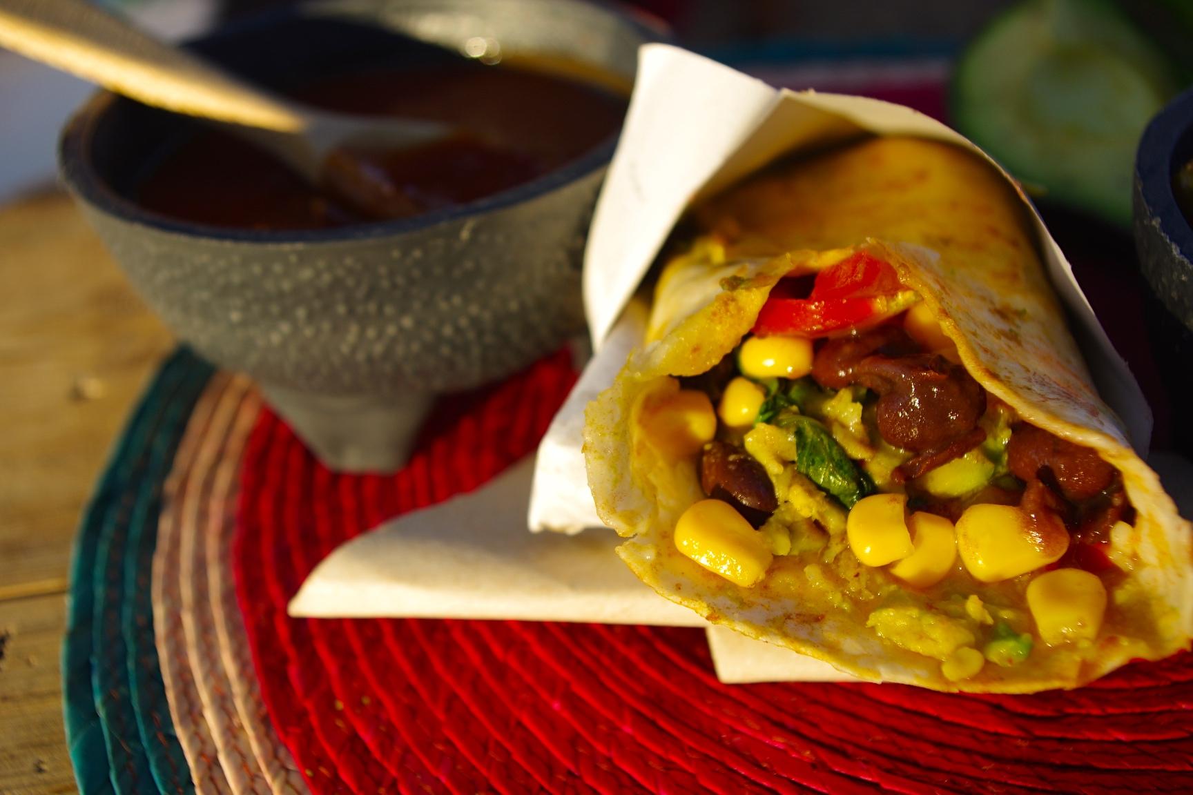 El street food trae un rincón donde descansar, comer bien y disfrutar en familia.