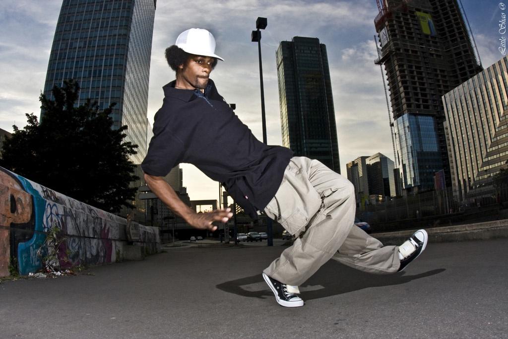 Comecalles-Hip-hop