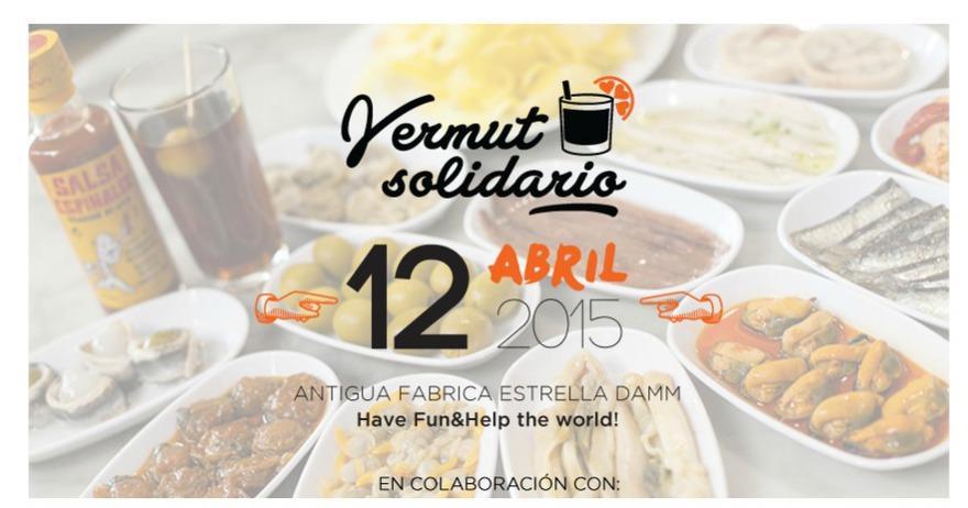 Vermut y solidaridad de la manoermut y solidaridad de la mano