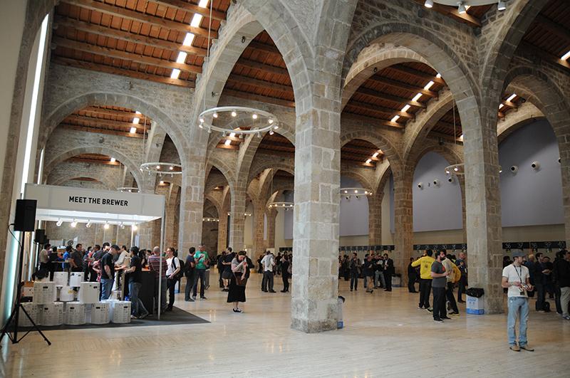 Sala Marqués Comillas del Museo Marítimo de Barcelona