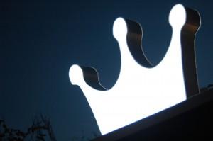 Corona Reina Croqueta