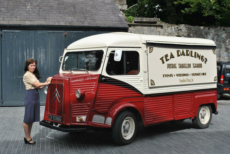 Los food trucks, emblema del street food