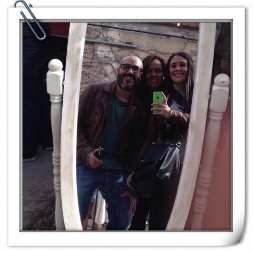 Equipo de Come Calles, blog sobre street food en Barcelona