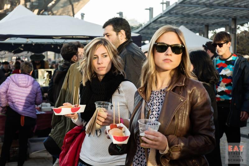Eat Street Barcelona vuelve con una nueva temporada para seguir reivindicando la comida callejera de calidad y a buen precio.