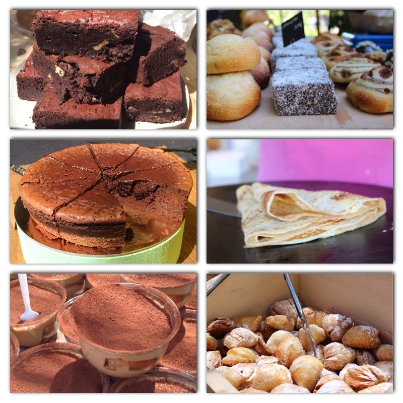 Nuestro #foodporn de hoy está dedicado a los dulces que tan locos nos vuelven...