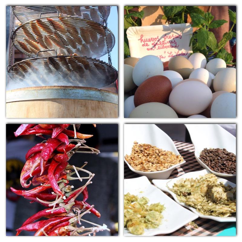 Street food te ofrece platos elaborados a partir de productos frescos, de calidad y proximidad