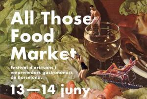 All Those Food Market, el festival de artesanos y emprendedores