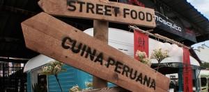 Descubre la agenda del fin de semana para disfrutar del mejor Street food de Barcelona
