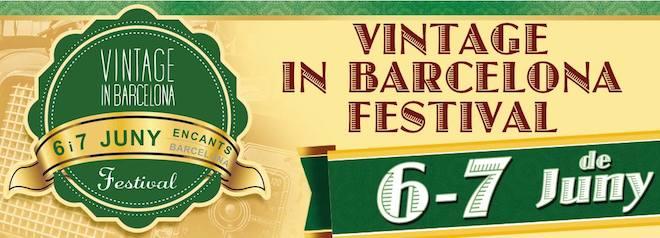 Festival Vintage in Barcelona y el street food