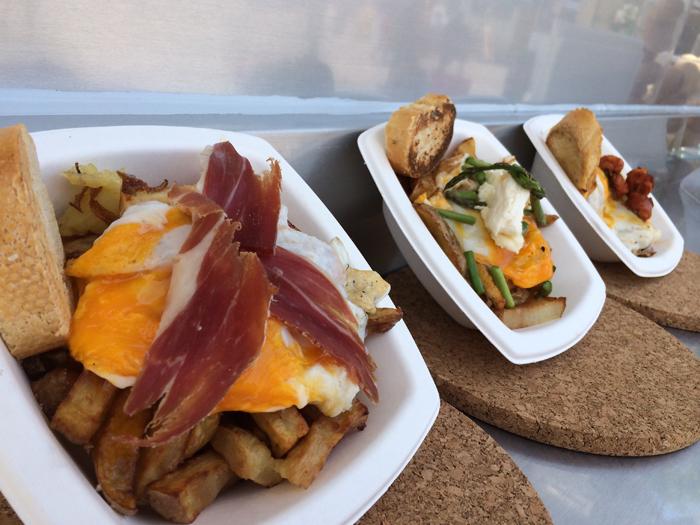 El street food y Dalys