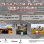 VI Fira Low Cost - Classics Cars