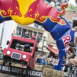 Red Bull autos locos en Barcelona