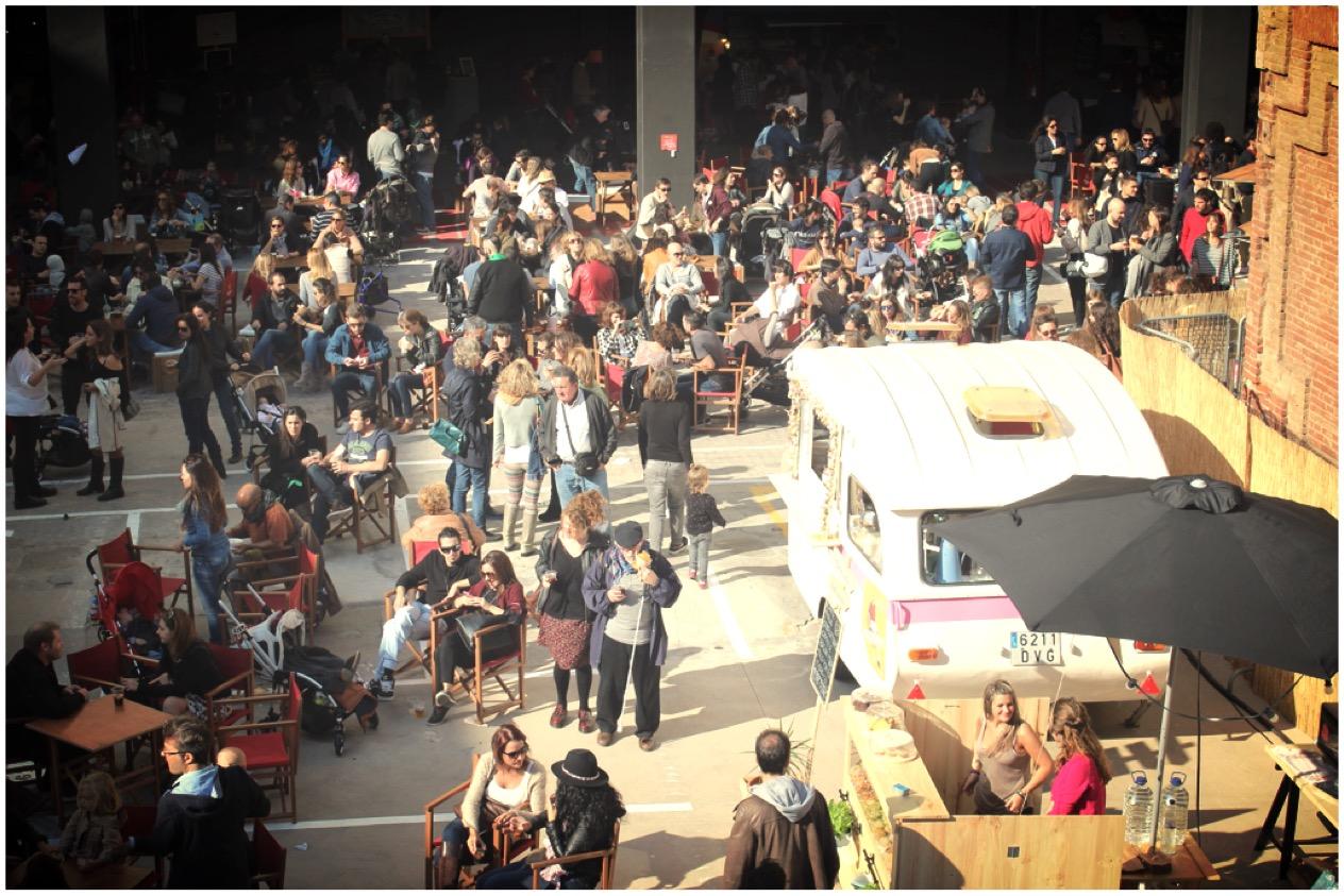 Vermut Solidari, uno de los eventos de street food